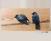 Vogelhoutje - Kauwtjes © Claudia van de Leur