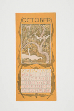 Kalenderblad oktober 1902