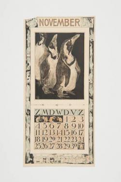 Kalenderblad november 1907