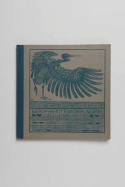 Prentenboek getiteld Vogelvreugd