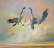 Kraanvogels © Erik van Ommen