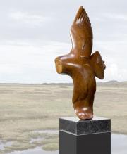 Vliegende uil © Evert den Hartog