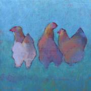 Drie tokkies © Frans Buissink