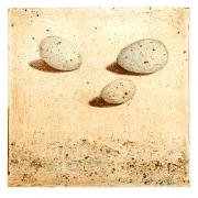 3 eitjes © Han van Hagen