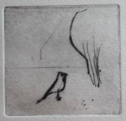 Vogel en boom © Henk Tichelaar