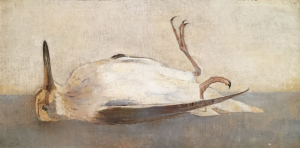 Dode vogel, Jan Mankes