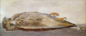 Twee dode torenvalken, Jan Mankes, 1909