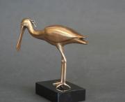 Richard van der Koppel | Lepelaar-5 | 14cm | brons | 300