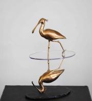 Richard van der Koppel | Spiegeling-2 | 23cm | 450