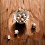 Schaaltje met eitjes © Rob Møhlmann