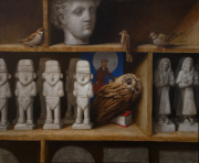 Kuifje en kunst © Ton van Steenbergen