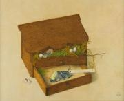 Pimpelkabinetje © Wilma van der Vliet
