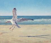 Happy Landing/North Sea Blues © Yvonne Melchers
