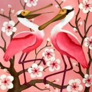 Pink cherry © Yvonne Zomerdijk